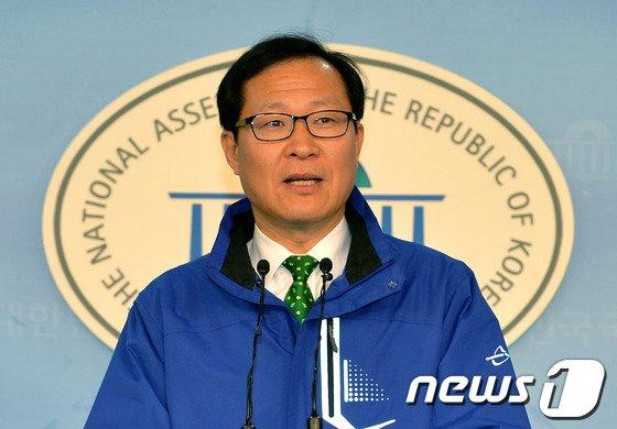 문병호 민주당 의원. 2014.3.3/뉴스1 © News1   박철중 기자