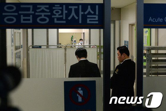 자살기도한 국가정보원 소속 권모 과장.© News1   정회성 기자