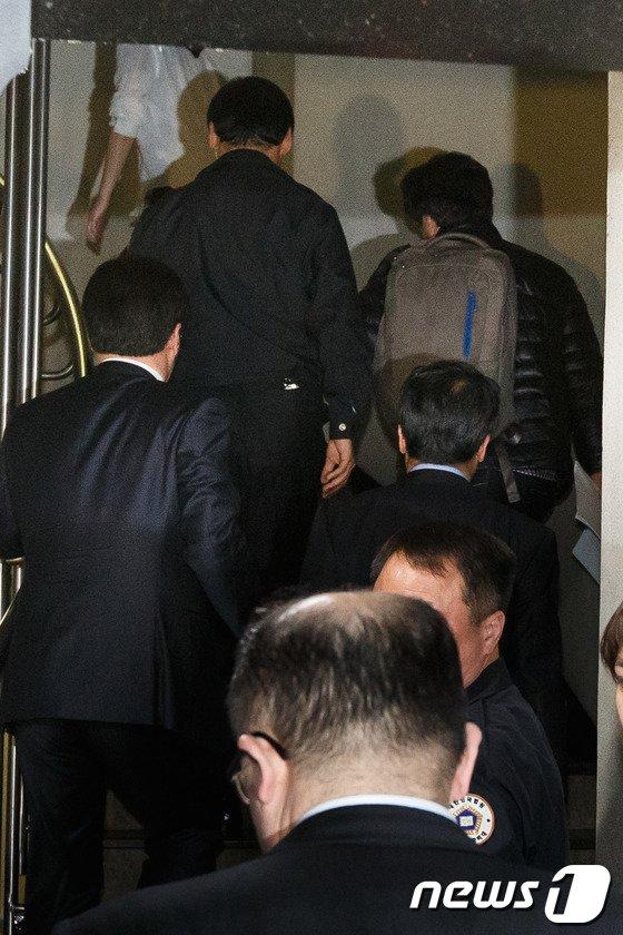 [사진]유우성 간첩혐의 결심공판