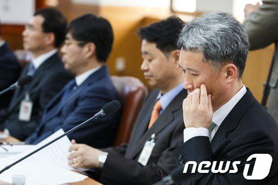 [사진]대법원, 수석부장회의서 '황제노역' 논란 논의
