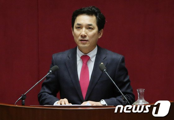 박민식 새누리당 의원. 2014.2.6/뉴스1 © News1   송원영 기자