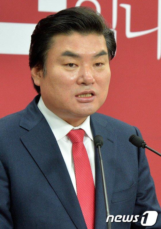 [사진]원유철 예비후보 기자회견