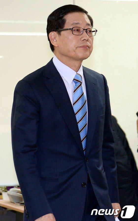 [사진]김황식 '경선 다시 뛴다'