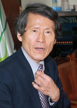한상진 서울대 명예교수. 2013.4.9/뉴스1 © News1   오대일 기자