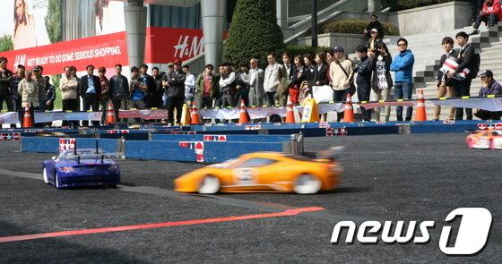 [사진]'타미야 아시아컵 한국 예선' R/C카의 무한 질주