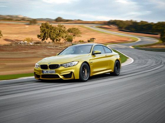 BMW 뉴 M4 쿠페/사진제공=BMW코리아