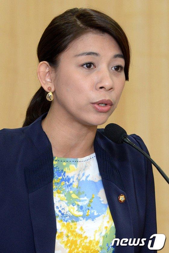 [사진]이자스민 '이주아동권리보장기본법 제정 공청회'