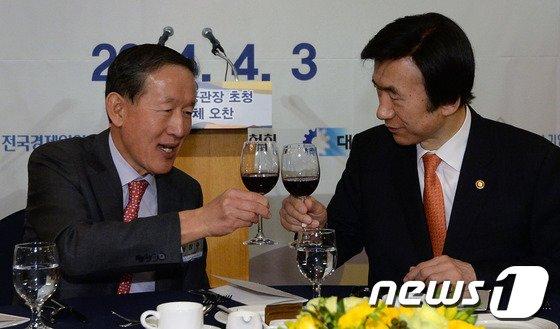 [사진]'경제와 외교의 만남'