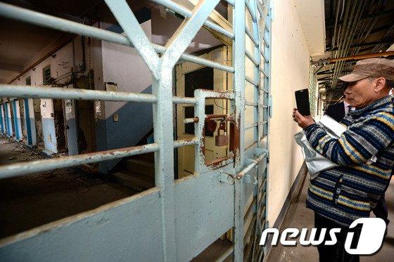 [사진]'사라지는 옛 영등포교도소'