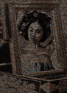 Woman of the Joseon Dynsaty, series, NO16, 120x166.7cm, 2012 /사진제공=갤러리나우