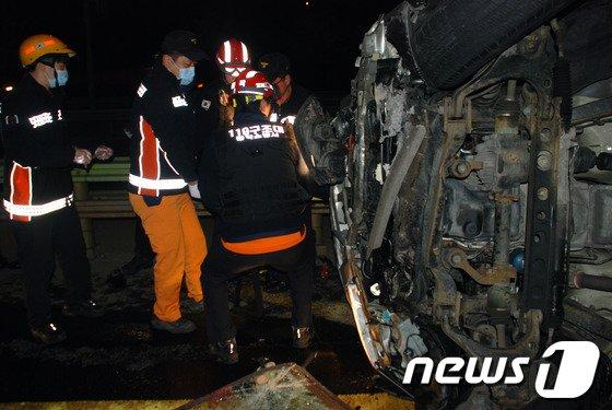 [사진]노량진수산시장앞 교통사고