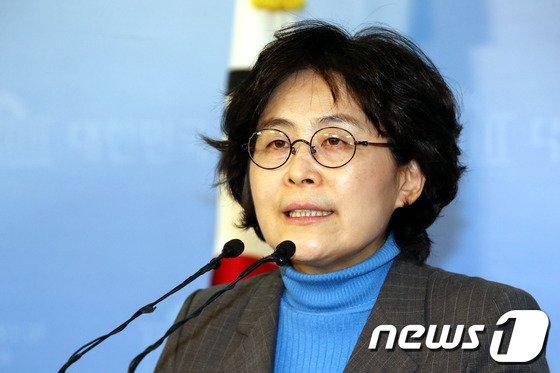 """[사진]유승희 """"미방위 법안 처리 지연 새누리당 때문에"""""""
