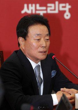 유수택 새누리당 최고위원.  © News1   허경 기자