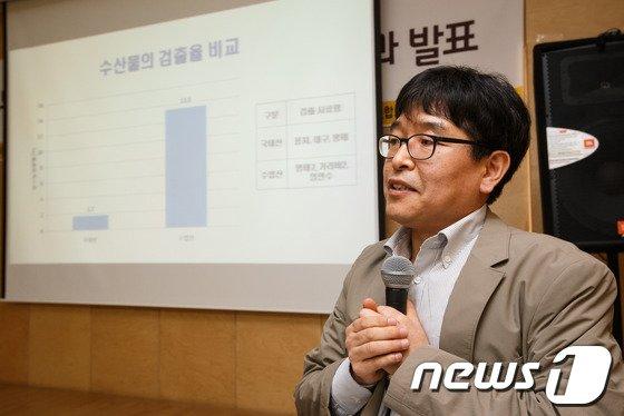 [사진]국내 유통 수산물 방사능 검출 결과는?