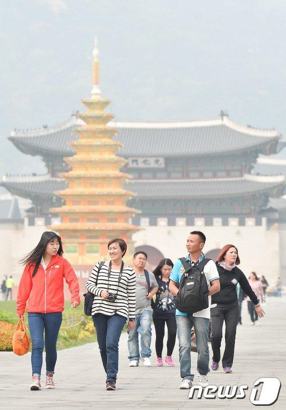 [사진]첫 '관광주간' 앞둔 서울