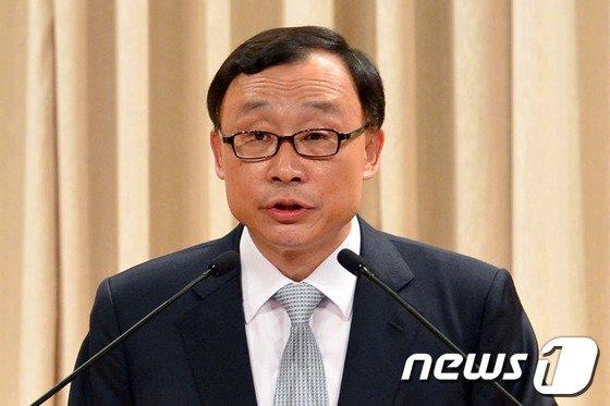 채동욱 전 검찰총장. © News1 양동욱 기자