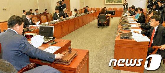 [사진]국회 운영위원회 전체회의