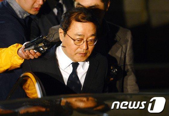신헌 롯데쇼핑 대표. © News1 안은나 기자