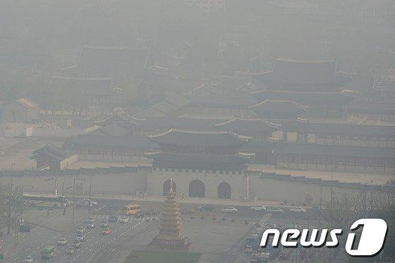 [사진]'안개 자욱' 오후부터 전국에 비