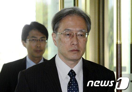 [사진]이하라 준이치 日 국장, 조태용 외교부 차관 접견
