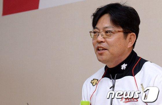 [사진]새로 취임하는 LG트윈스 11대 양상문 감독
