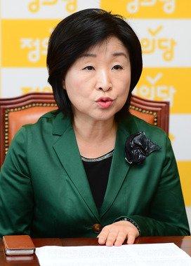 심상정 정의당 원내대표  /뉴스1 © News1   박세연 기자