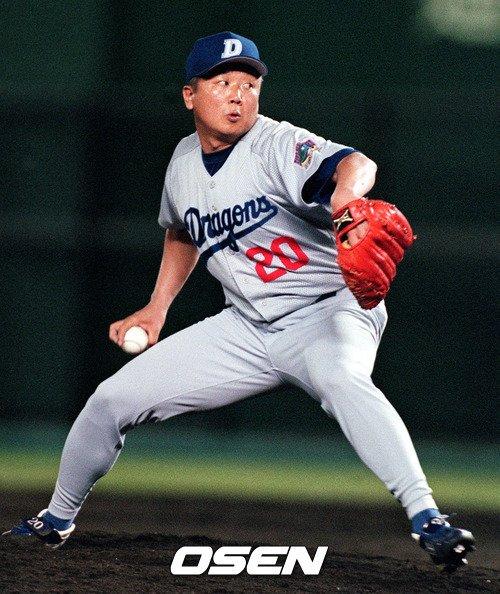 주니치의 태양으로 일본 프로야구를 호령했던 선동렬 KIA 감독은 1999년 11월 전격 은퇴를 선언했다. /사진= OSEN
