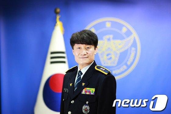 한영민 충남 아산경찰서 둔포파출소장. © News1