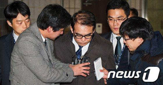 김광준  전서울고검 검사. /뉴스1 © News1   유승관 기자