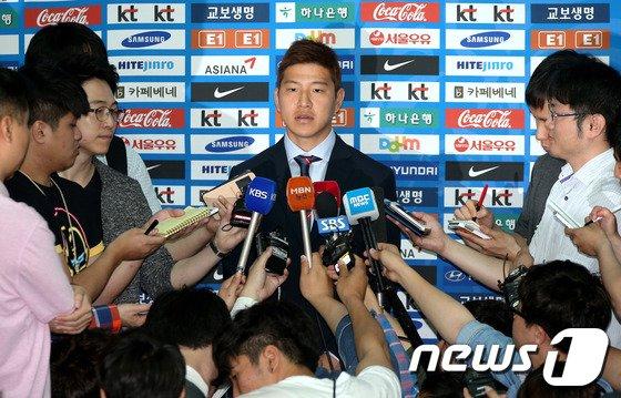 [사진]홍명보호 마지막 탑승자 박주호