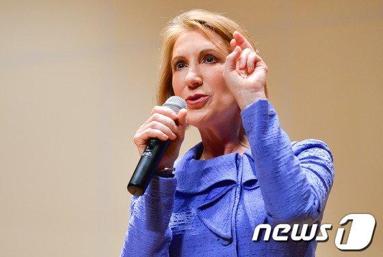 [사진]칼리 피오리나가 말하는 진정한 리더란?