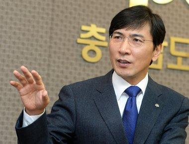 안희정 충남지사. © News1   한기원