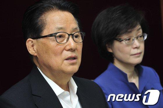 박지원 새정치민주연합 의원  /뉴스1 © News1   김태성 기자