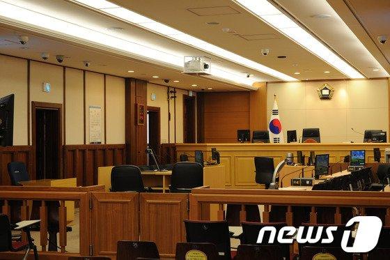 '세월호 오늘 첫 재판'. © News1