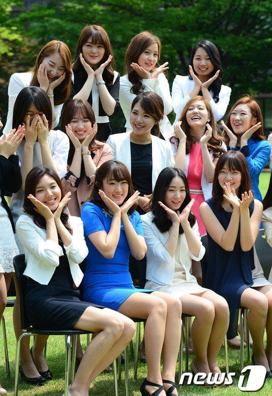 [사진]여대생들의 미소