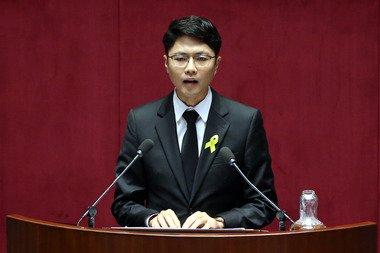 김광진 새정치민주연합 의원 2014.5.21/뉴스1 © News1   이광호 기자