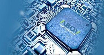어보브반도체 마이크로컨트롤러(MCU) 제품 이미지 / 출처=어보브반도체 홈페이지