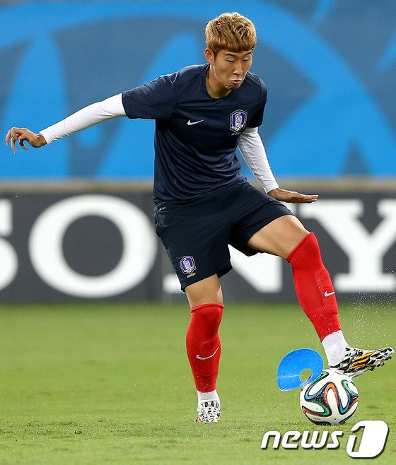 [사진][월드컵] 최선을 다해..
