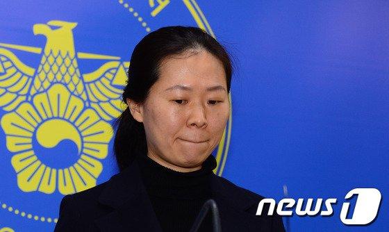 권은희 전 수서경찰서 수사과장 2014.2.7/뉴스1 © News1 양동욱 기자