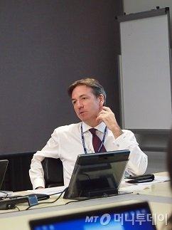 리처드 존슨 가이 카펜터 아시아법인 대표