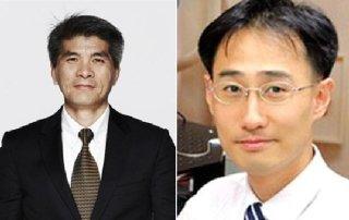 (사진 왼쪽부터)한국과학기술연구원(KIST) 뇌과학연구소 이창준 박사, KAIST 생명과학과 김대수 이학박사/사진=미래부