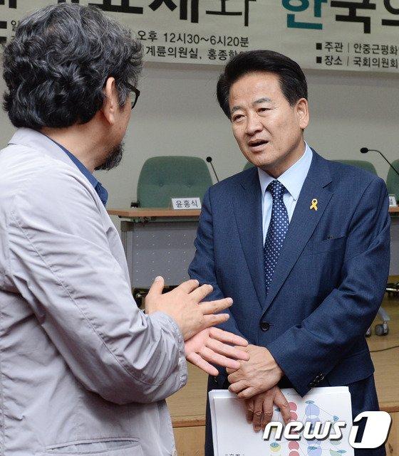 [사진]정동영 '7.30 재보선 출마는?'
