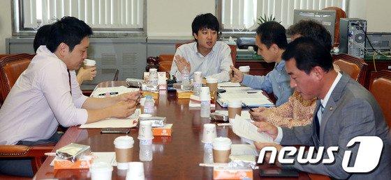 [사진]'새누리를 바꾸는 혁신위 전체회의'