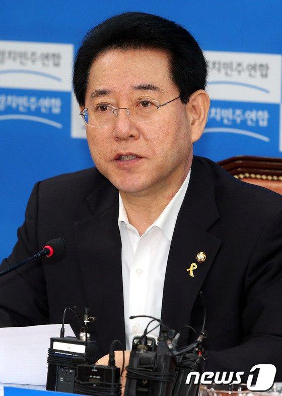 [사진]김영록, KBS 신임 사장 후보 선정 관련 발언