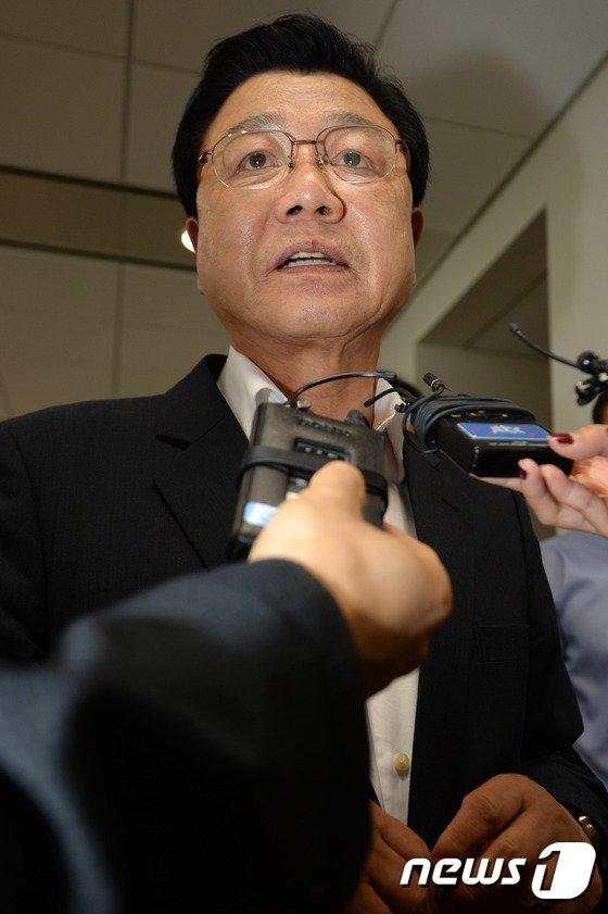 김진선 평창동계올림픽 위원장 '전격 사퇴'