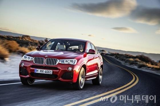 BMW, 뉴  X4