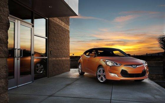 현대차 벨로스터/사진제공=현대자동차