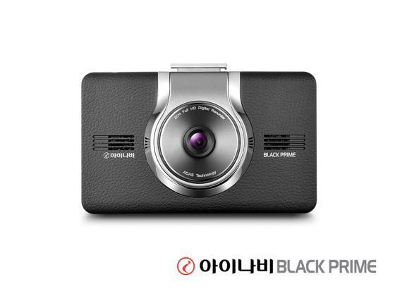 팅크웨어 풀HD 2채널 블랙박스 '아이나비 블랙프라임'/사진제공=팅크웨어