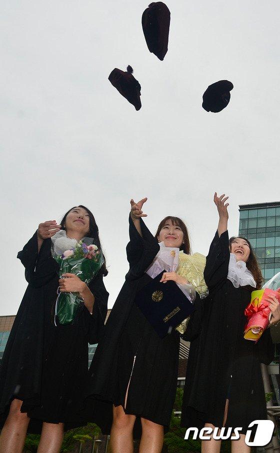 [사진]졸업이다!