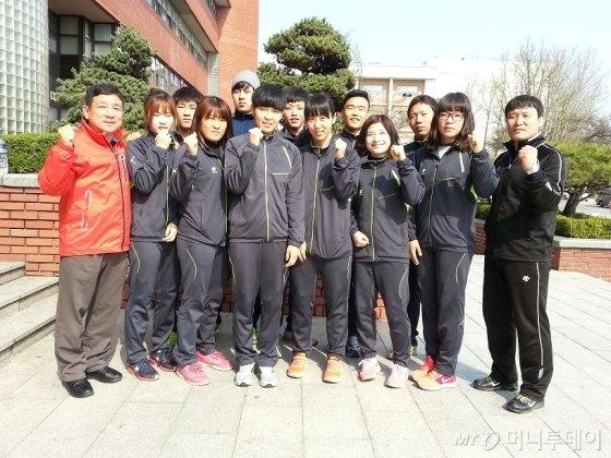 한남대, 전국대학레슬링선수권대회서 금4, 은2, 동2 석권